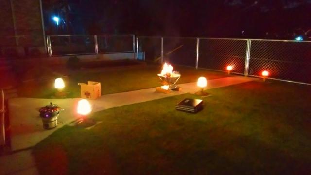 七輪と焚き火台