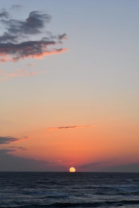 夕陽2018・10・27・3
