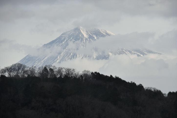 富士山2019・1・12・1