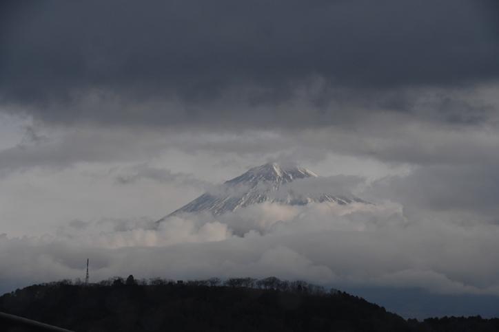 富士山2019・1・12・2