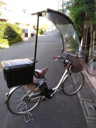 自転車 diy