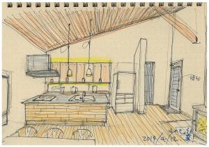 食堂キッチン3