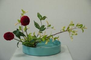 写景盛花 観水型2