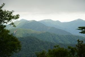 四国の山々2