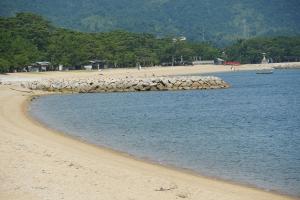 津田松原海岸2
