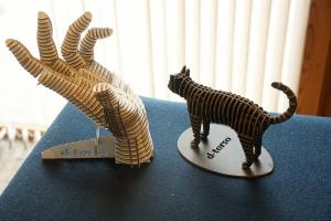 ヒダリテと猫2