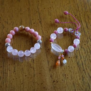ピンクのBL2本