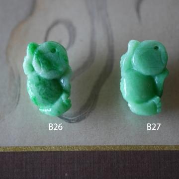 B26 B27 3本足のカエル (3)
