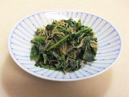 190126 daikonba_tirimen_itame