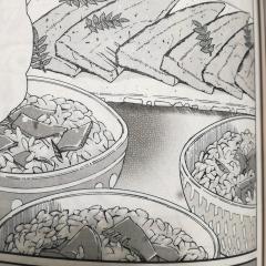 サチのお寺ごはん3たけのこ