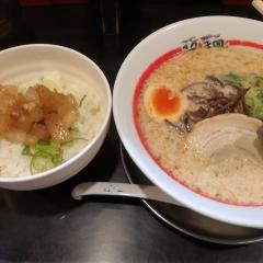 哲麺ラーメン1