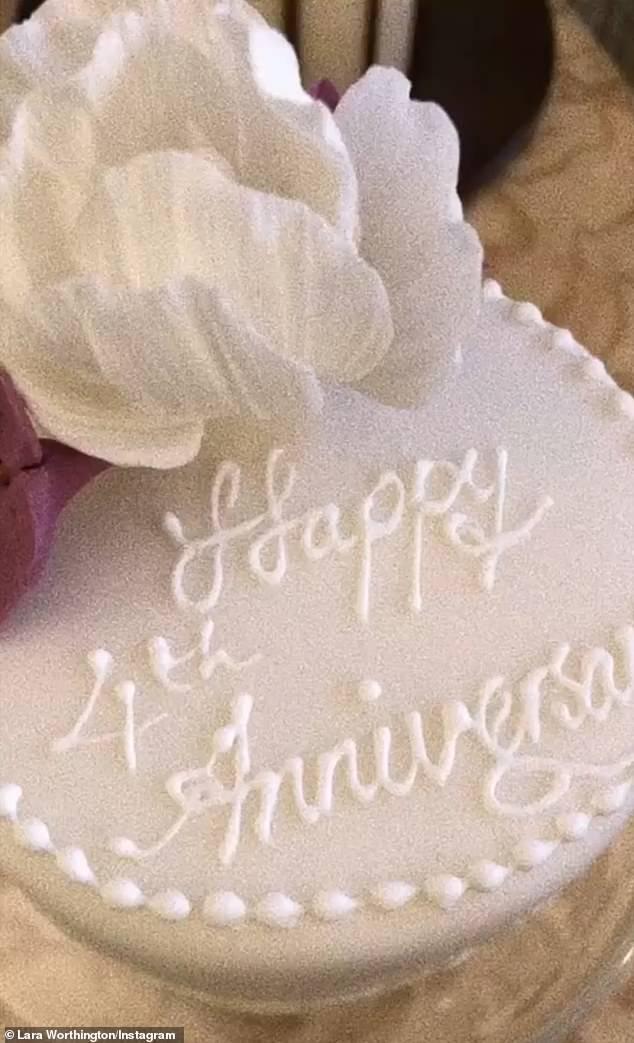 サム 結婚4周年!!