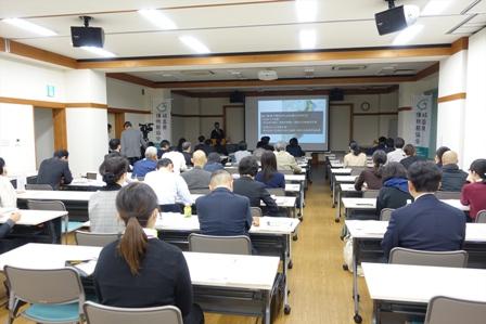 東海三県博物館協会研究交流会発表風景