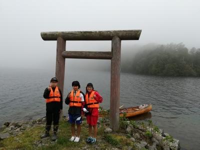 島の神社をお参り2