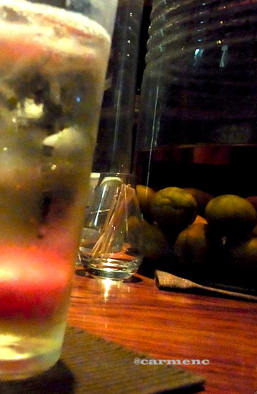 梅酒とハイボール