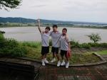 JR山本山貯水池
