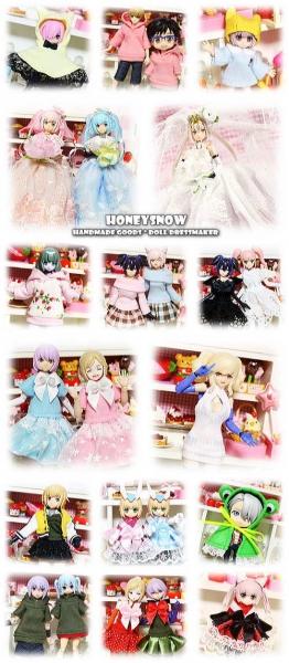 4/14 【ブンノイチ】参加します。【HoneySnow】 12-1 武装神姫、figma、ピコニーモ(アサルトリリィ、ピコ男子)、メガミデバイス、FAガール、ポリニアン、素材ちゃん