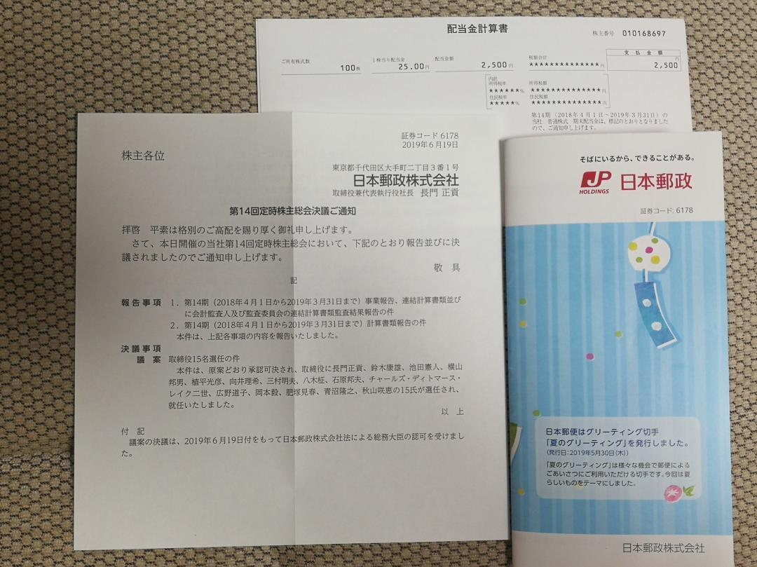 201906_日本郵政