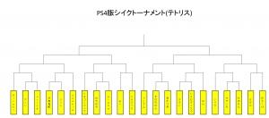 PS4シイクトーナメント(テトリス)02