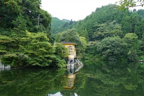 ユガテから鎌北湖27
