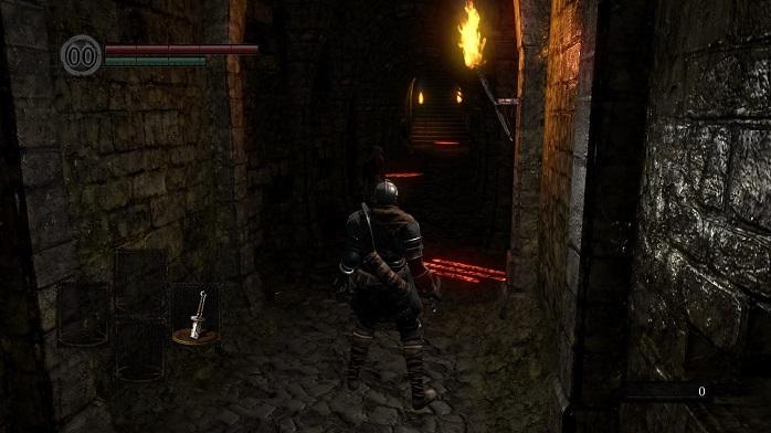 Dark Souls 1-2