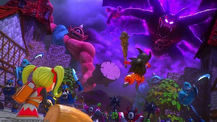 ドラゴンクエストビルダーズ2 破壊神シドーとからっぽの島-36