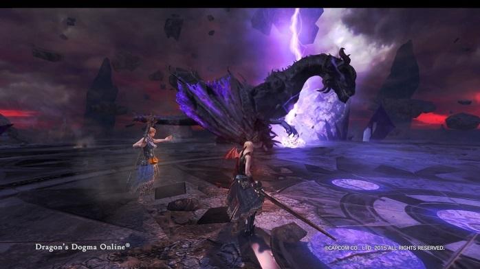 ドラゴンズドグマ オンライン-155