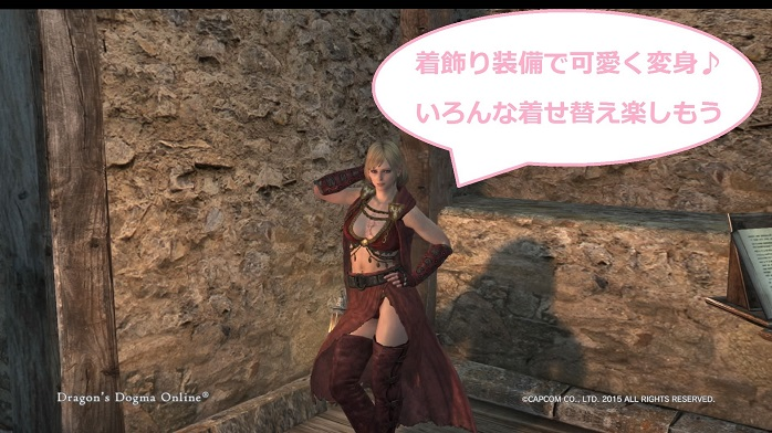 Dragons Dogma Online 5