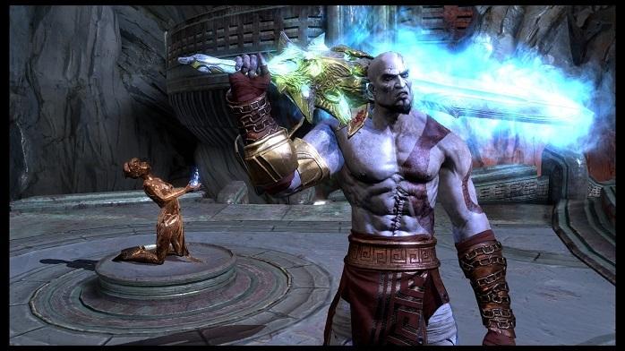 God of War 3-4