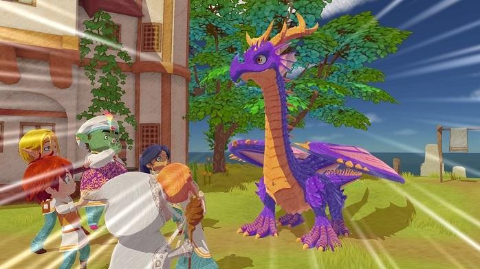 リトルドラゴンズカフェ ひみつの竜とふしぎな島-126