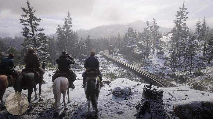 Red Dead Redemption 2-14