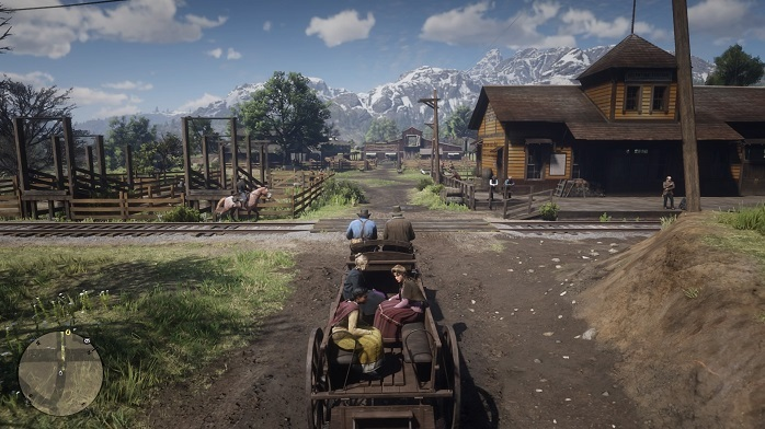 Red Dead Redemption 2-26
