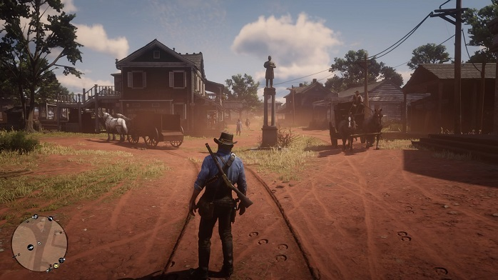 Red Dead Redemption 2-90