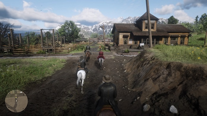 Red Dead Redemption 2-98
