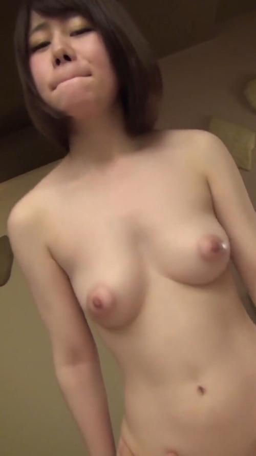 Dカップ素人女性のハメ撮り画像 4