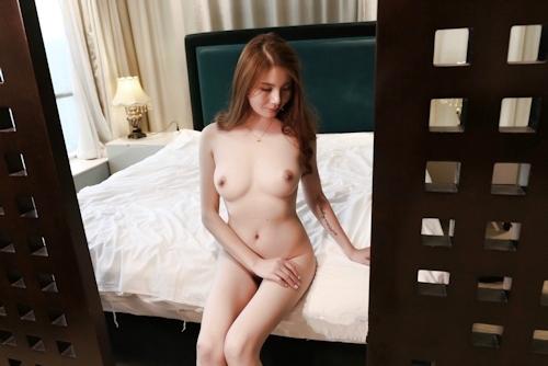 ナイスボディ中国美女のヌード画像 4