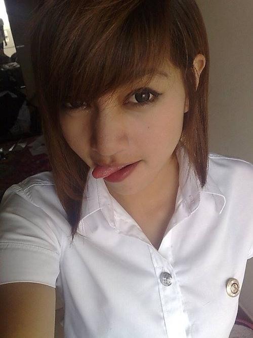 タイ素人美少女のプライベートヌード流出画像 1