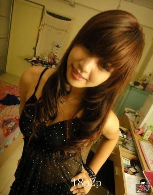タイ素人美少女のプライベートヌード流出画像 4