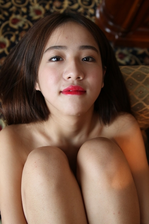 美乳なアジアン美女のヌード&マ○コくぱぁ画像 4