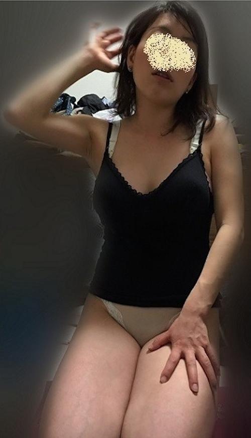 素人女性のハメ撮り画像 2