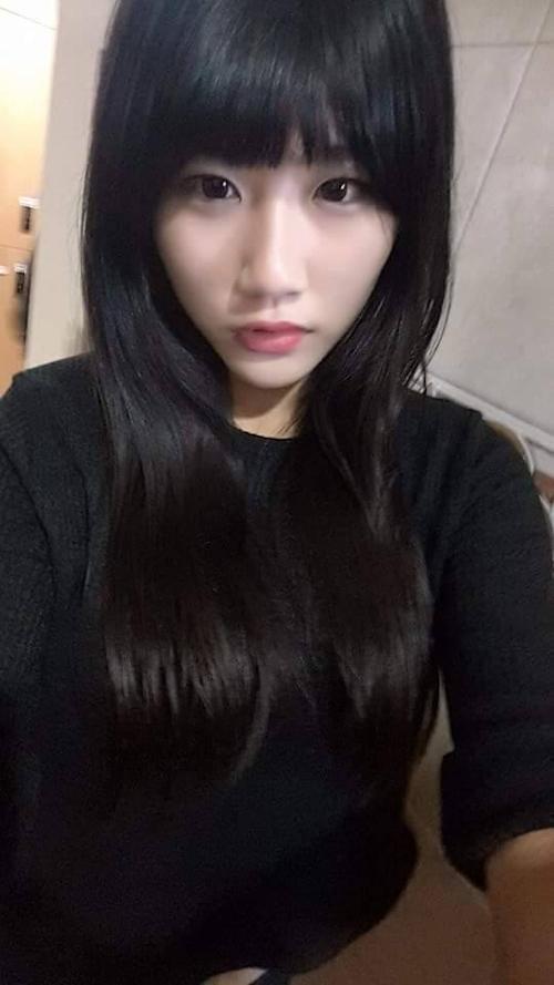 韓国素人美女の流出セックス画像 3