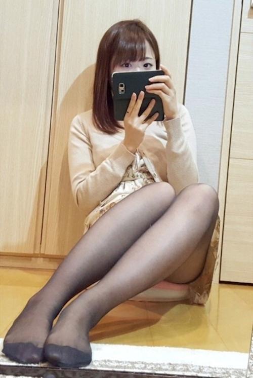 アイドル級美少女の自分撮りヌード画像 2
