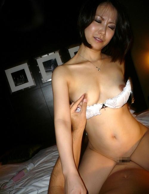 美人妻のホテルセックス画像 8