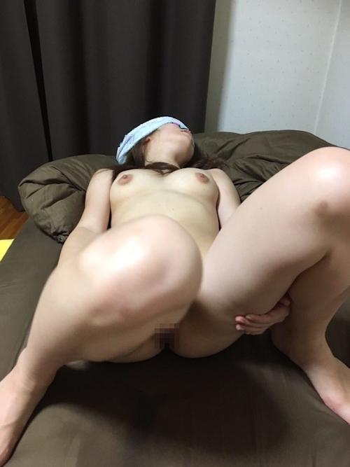 素人女性の騎乗位セックスハメ撮り画像 2