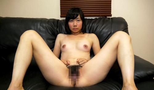 地味目な素人美女のセックス画像 8