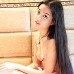 中国スレンダー美女モデルの個人撮影ヌード画像