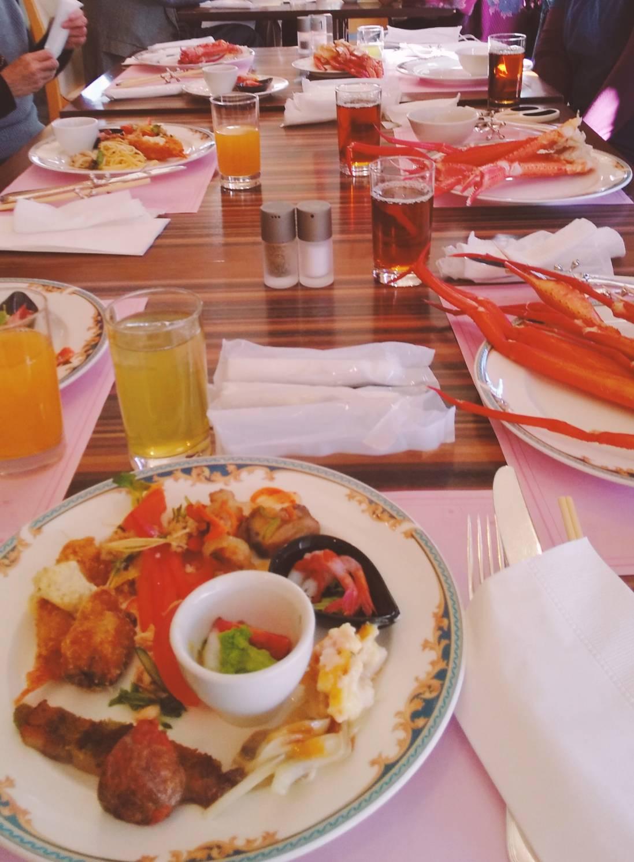 事務食事会1