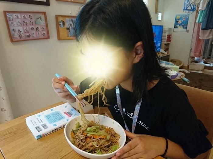 2019-07-24焼きそば (4)