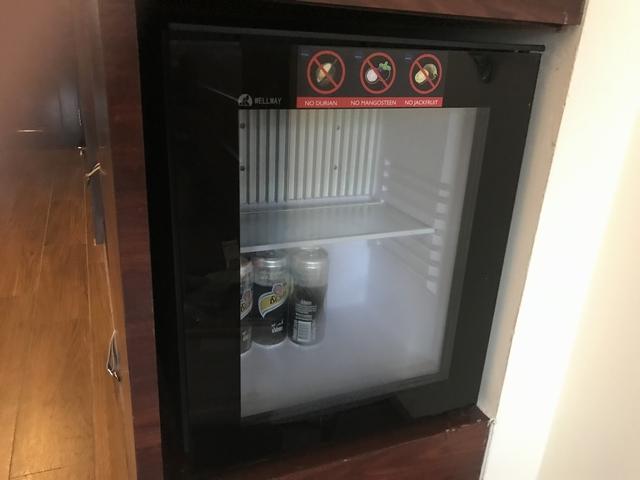 ノボテル部屋の冷蔵庫.jpg