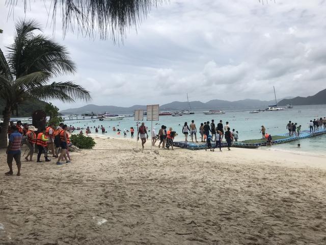 2019年8月雨季 子連れタイ(バンコク、プーケット)旅行記5_コーラル島・エレファントトレッキング